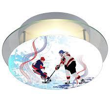 Sports Ceiling Light Hockey Sports Ceiling Light Hockey Ideas Pinterest Hockey