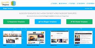 7 situs download template blogger keren dan gratis