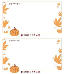 7 free sle thanksgiving menu templates printable sles
