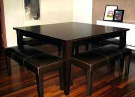 square dining table with bench modern square dining table modern square glass dining table modern