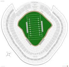 Yankee Stadium Floor Plan Yankee Stadium Football Seating Rateyourseats Com