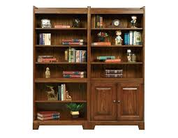 Office Hutch With Doors Bookcase Office Furniture Bookcase With Doors Office Furniture