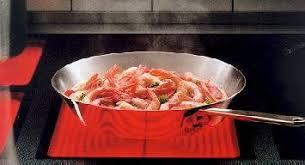 le infrarouge cuisine la plaque de cuisson vitrocéramique à infrarouges