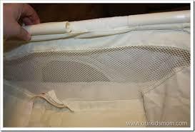 How To Put A Box Together Kolcraft Cuddle N Care 2 In 1 Bassinet U0026 Incline Sleeper