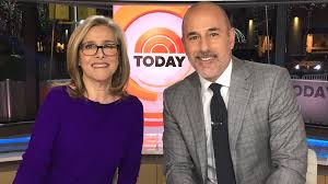 Today Show by Welcome Back Meredith Vieira Returns To Today As Guest Anchor All