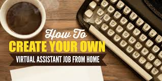 How To Design Your Own Home Bar To Create Your Own Virtual Assistant Job From Home