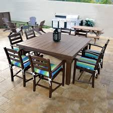 eagle one cape cod dining table 60x60 commercial collections