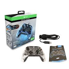 amazon com pdp afterglow prismatic wired controller for xbox one