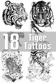 tiger print tattoo tiger tattoo flash art commission by