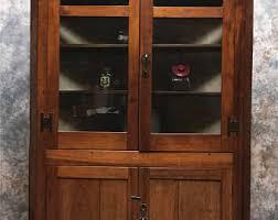 corner cabinet with doors corner cabinet etsy