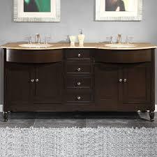 72 Inch Double Sink Bathroom Vanities Double Vanities Easy Home Concepts