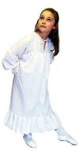 book wendy peter pan victorian cotton nightdress