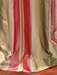 Striped Silk Fabric For Curtains Popular Items For Striped Valance On Etsy Curtains Pinterest