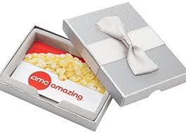 amc gift card deals amc theatres gift cards in a gift box deals advertisement 24