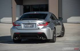 2017 lexus rc 200t 2017 lexus rc f review video performancedrive