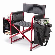 Folding Directors Chair Picnic Time Fusion Folding Director Chair U0026 Reviews Wayfair