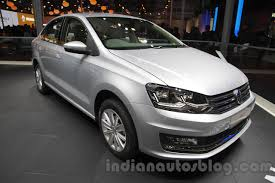 vento volkswagen interior 2016 vw vento at the auto expo 2016