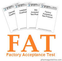 acceptance test report template how to write a factory acceptance test protocol