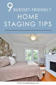 9 tips for home staging on a budget