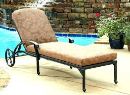 indoor chaise lounge cushions patio chaise lounge cushions cheap