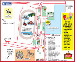 State Fair Mn Map Find Us In Princeton Mn