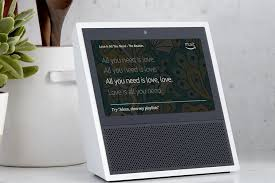 amazon echo dot sale black friday amazon echo show is on sale for first time ever