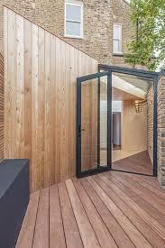 yellow cloud studio adds distinctive triangular extension to