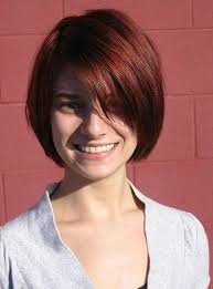 short layered angled bob haircut hairstyles ideas