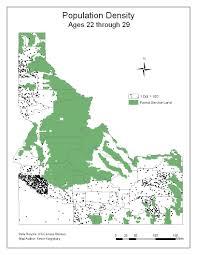 Proportional Symbol Map Geovisualization 390