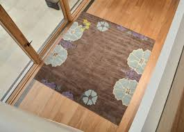 Turquoise Brown Rug Custom Dragonfly Harem Rug By Tamsin De Roemer For The Rug Company