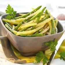 cuisiner haricots beurre salade de haricots beurre estivale toutes les bonnes recettes