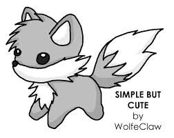 best 25 cute wolf drawings ideas on pinterest how to draw wolf