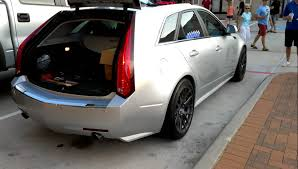 hennessey cadillac cts v wagon hennessey cts v wagon loud