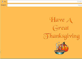 thanksgiving incredimail letter backgrounds