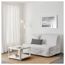 Sofa Bed Covers Ikea Lycksele Two Seat Sofa Bed Cover Ransta White Ikea