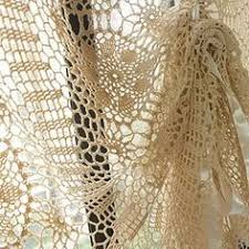 Crochet Curtain Designs Best 25 Crochet Curtain Pattern Ideas On Pinterest Crochet