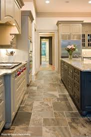 Kitchen Floor Design Ideas Tiles Impressive Stone Kitchen Floor Ideas Tile Flooring Lovely Bathroom