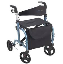 Transport Walker Chair The Mobi Personal Transporter Rollator Walker U0026 Transport Chair