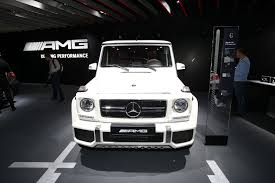 mercedes amg g63 and g65 exclusive editions take a back seat in