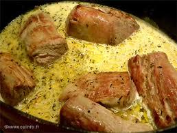 cuisiner le filet mignon de porc en cocotte filet mignon de porc cuit au lait et ses pommes de terre recettes