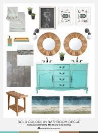 Colorful Bathroom Decor 786 Best Bathrooms Images On Pinterest Bathroom Ideas Master