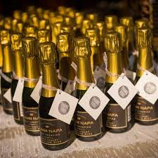 wine bottle favors beautiful mini wine bottles for wedding favors gallery styles