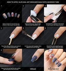 secrets to apply press on nails effortlessly alps nail art