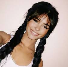 haircut for wispy hair image result for wispy bangs brunette hair pinterest wispy