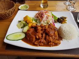 la cuisine cr le rougaille de poisson picture of la rougaille creole grand baie