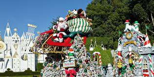 holidays at disneyland visiting tips for busy days