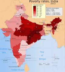 Bombay India Map by This Is An Example Of Poverty In India India Has A Class System