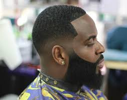 black men haircuts with beards the best black men haircuts taper fade in 2018 charmaineshair