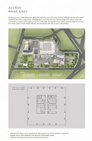 office tower floor plan guoco tower office space rent office singapore singapore cheap