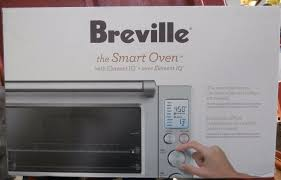 Breville Toaster Oven Bov800xl Best Price New Breville Bov800xl Smart Oven 1800 Watt Convection Toaster Oven